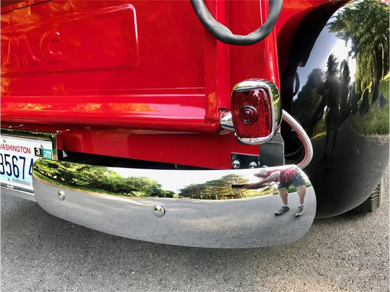 Large Picture of 1949 GMC 150 5 Window 1/2 Ton PickUp - $34,500.00 Offered by Drager's Classics - LDIL