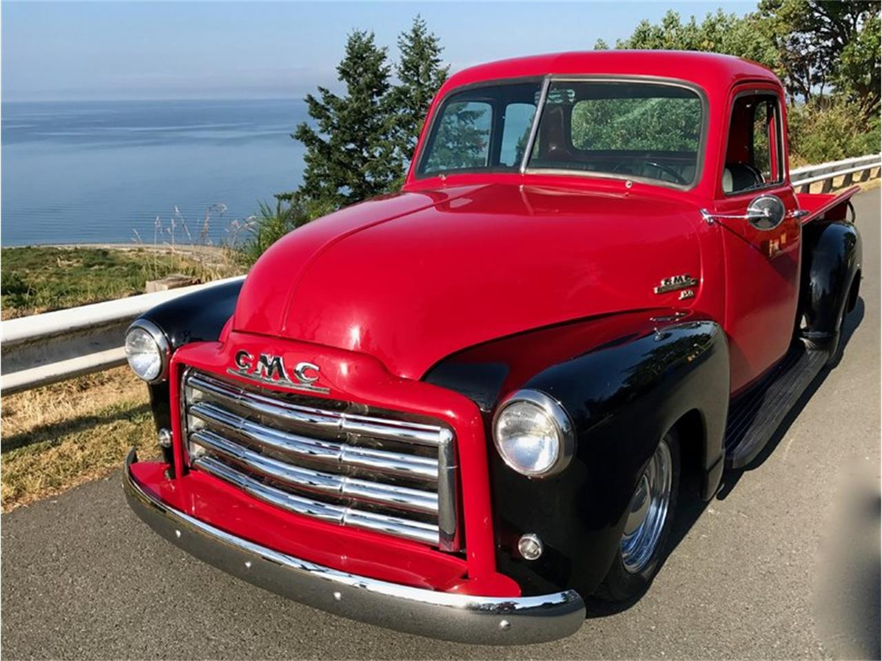 Large Picture of Classic 1949 GMC 150 5 Window 1/2 Ton PickUp located in Seattle Washington Offered by Drager's Classics - LDIL