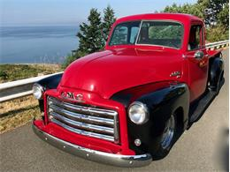 Picture of 1949 GMC 150 5 Window 1/2 Ton PickUp located in Seattle Washington - $34,500.00 Offered by Drager's Classics - LDIL