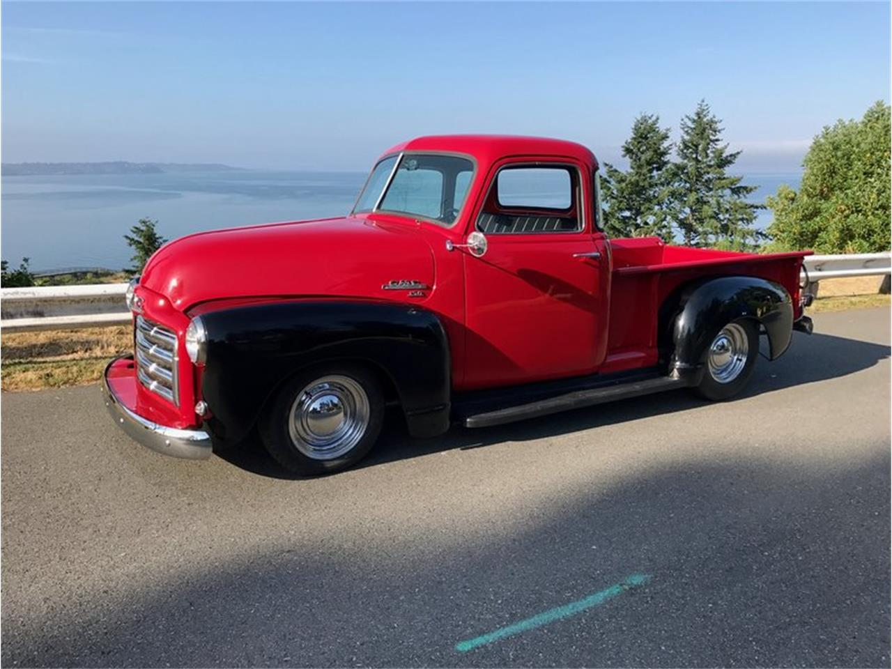 Large Picture of '49 150 5 Window 1/2 Ton PickUp located in Seattle Washington - LDIL
