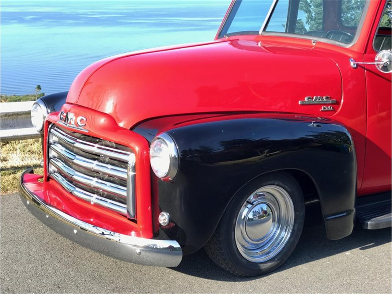 Large Picture of Classic 1949 150 5 Window 1/2 Ton PickUp located in Seattle Washington - LDIL