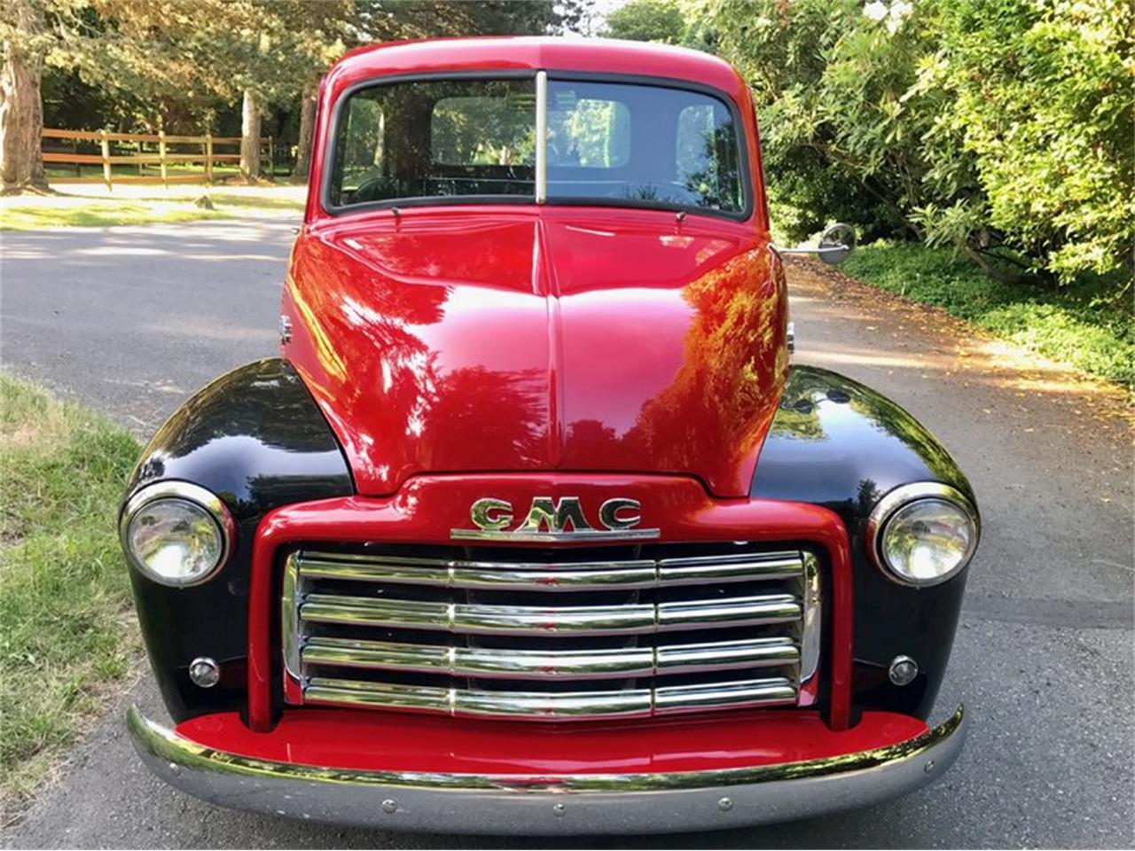 Large Picture of 1949 GMC 150 5 Window 1/2 Ton PickUp Offered by Drager's Classics - LDIL