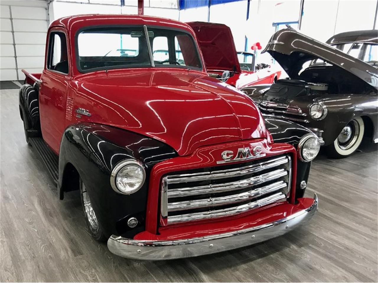 Large Picture of Classic '49 150 5 Window 1/2 Ton PickUp located in Washington - LDIL