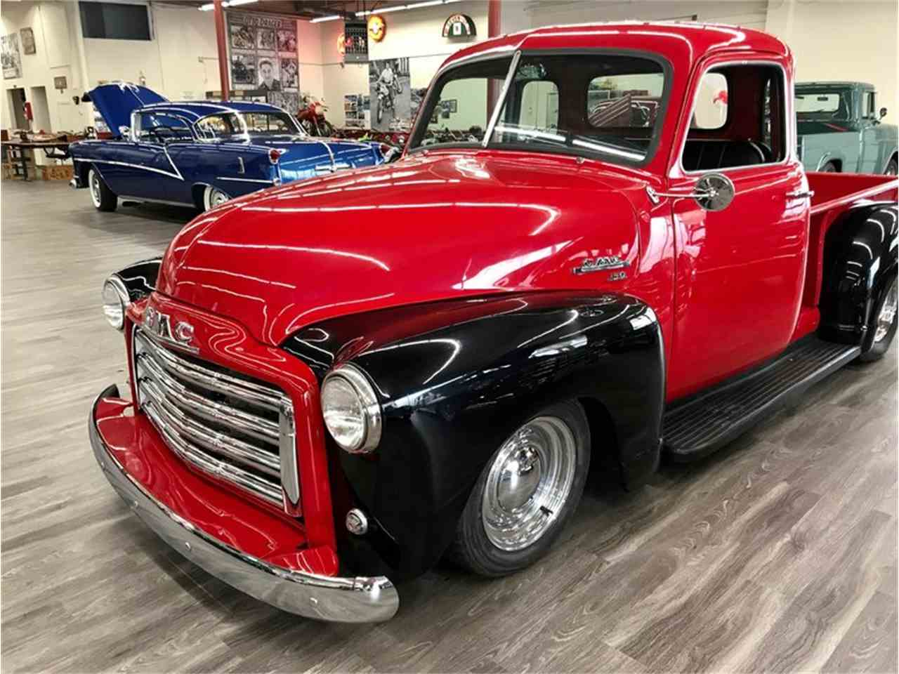 Large Picture of '49 150 5 Window 1/2 Ton PickUp - LDIL