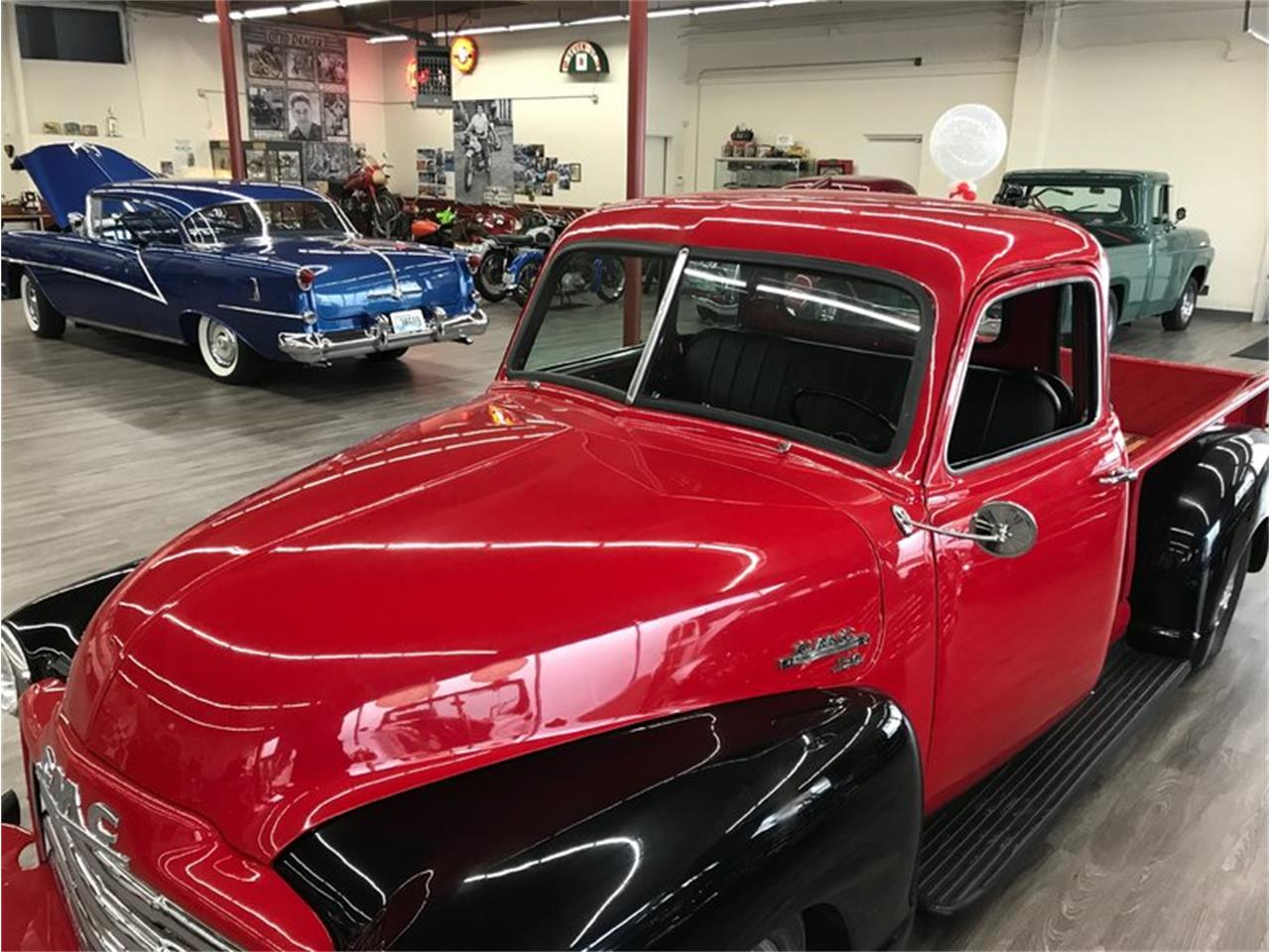 Large Picture of 1949 150 5 Window 1/2 Ton PickUp located in Seattle Washington - $34,500.00 Offered by Drager's Classics - LDIL