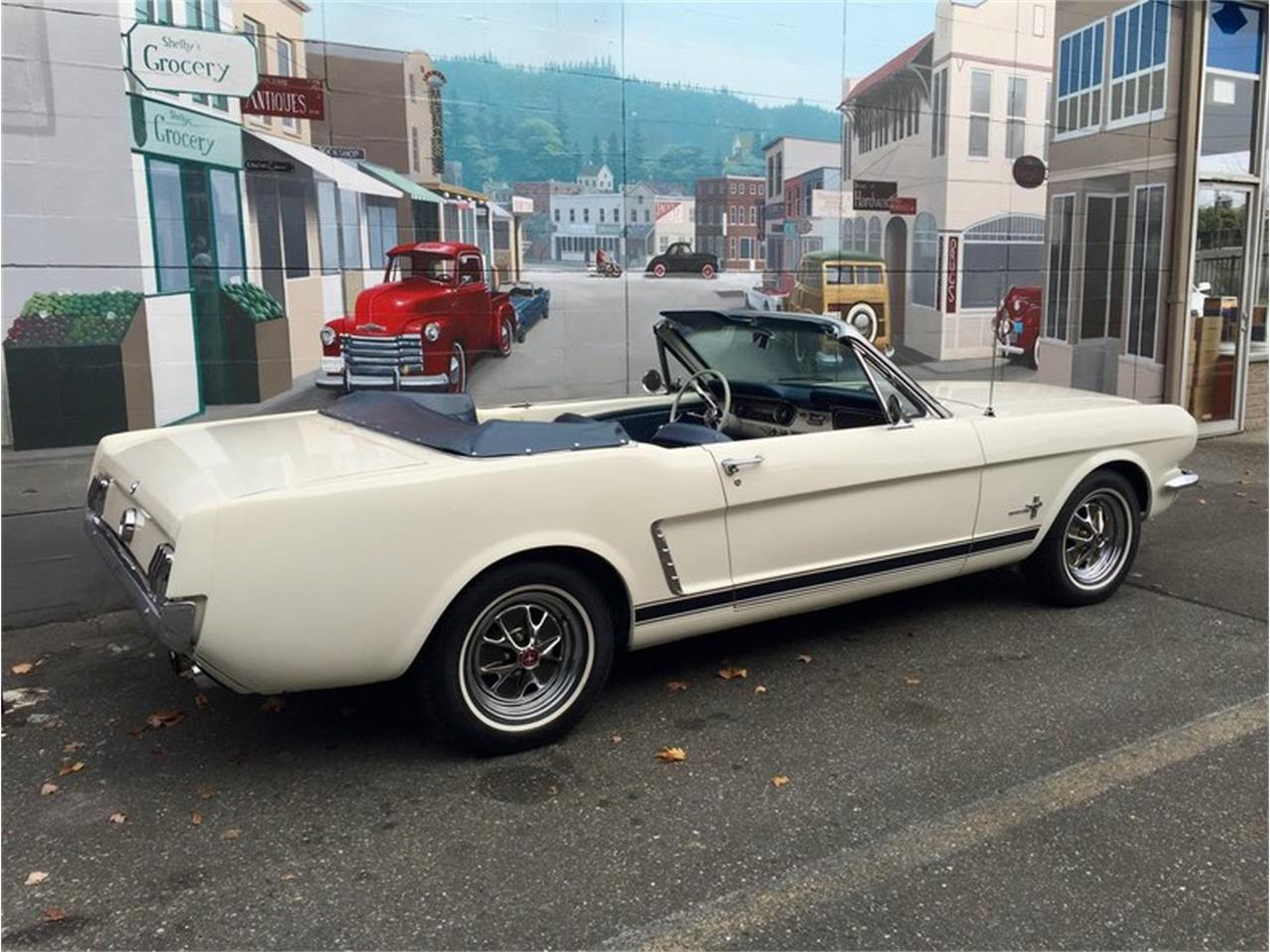 Large Picture of '64 Mustang - LDIN