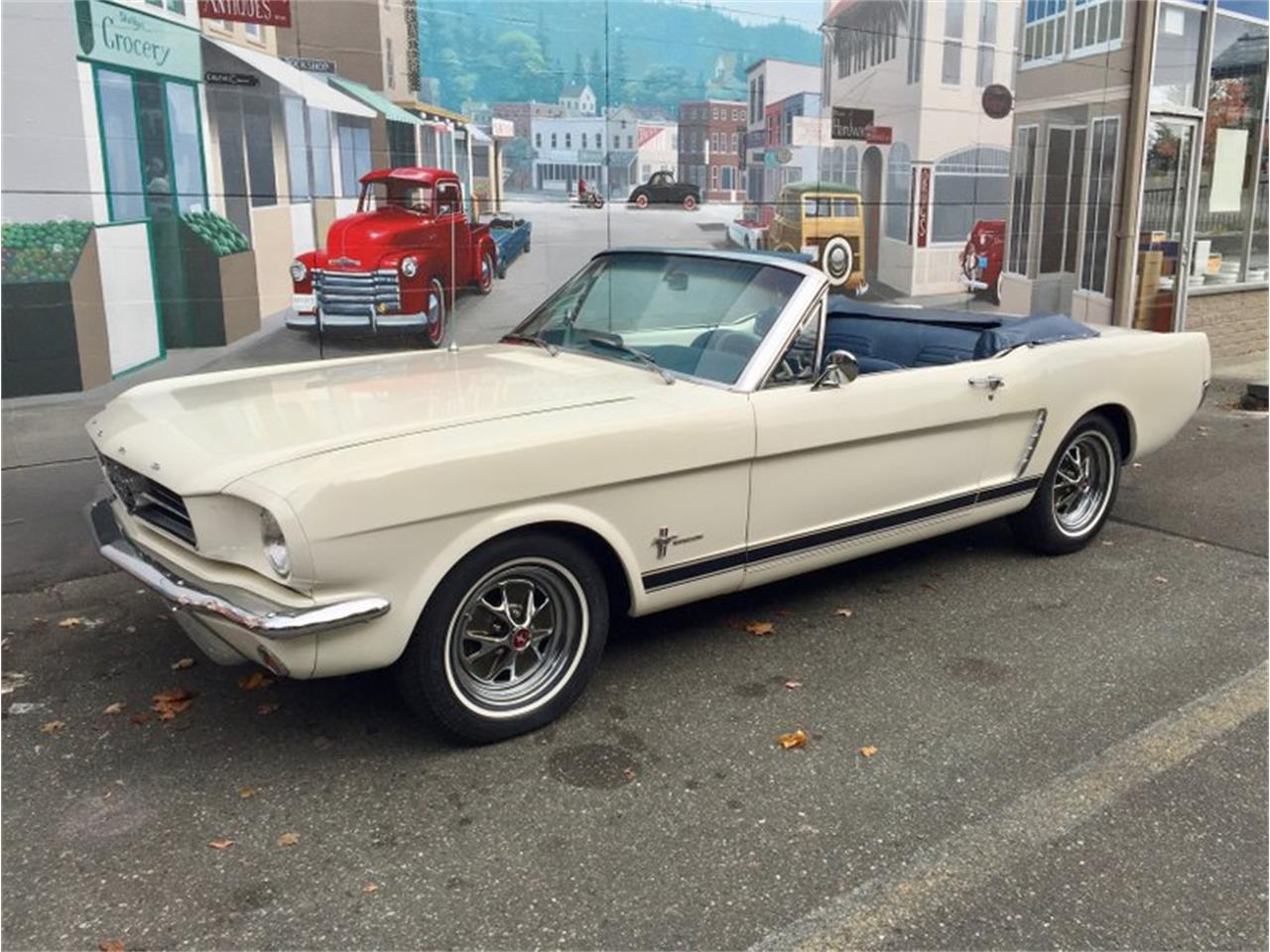 Large Picture of '64 Ford Mustang located in Washington Auction Vehicle Offered by Drager's Classics - LDIN