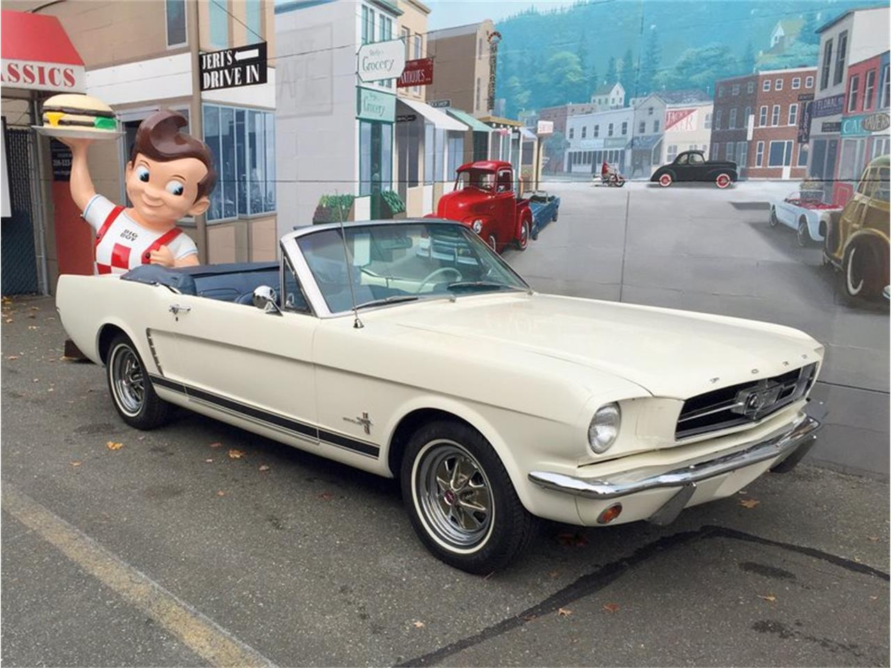 Large Picture of Classic '64 Ford Mustang Auction Vehicle Offered by Drager's Classics - LDIN