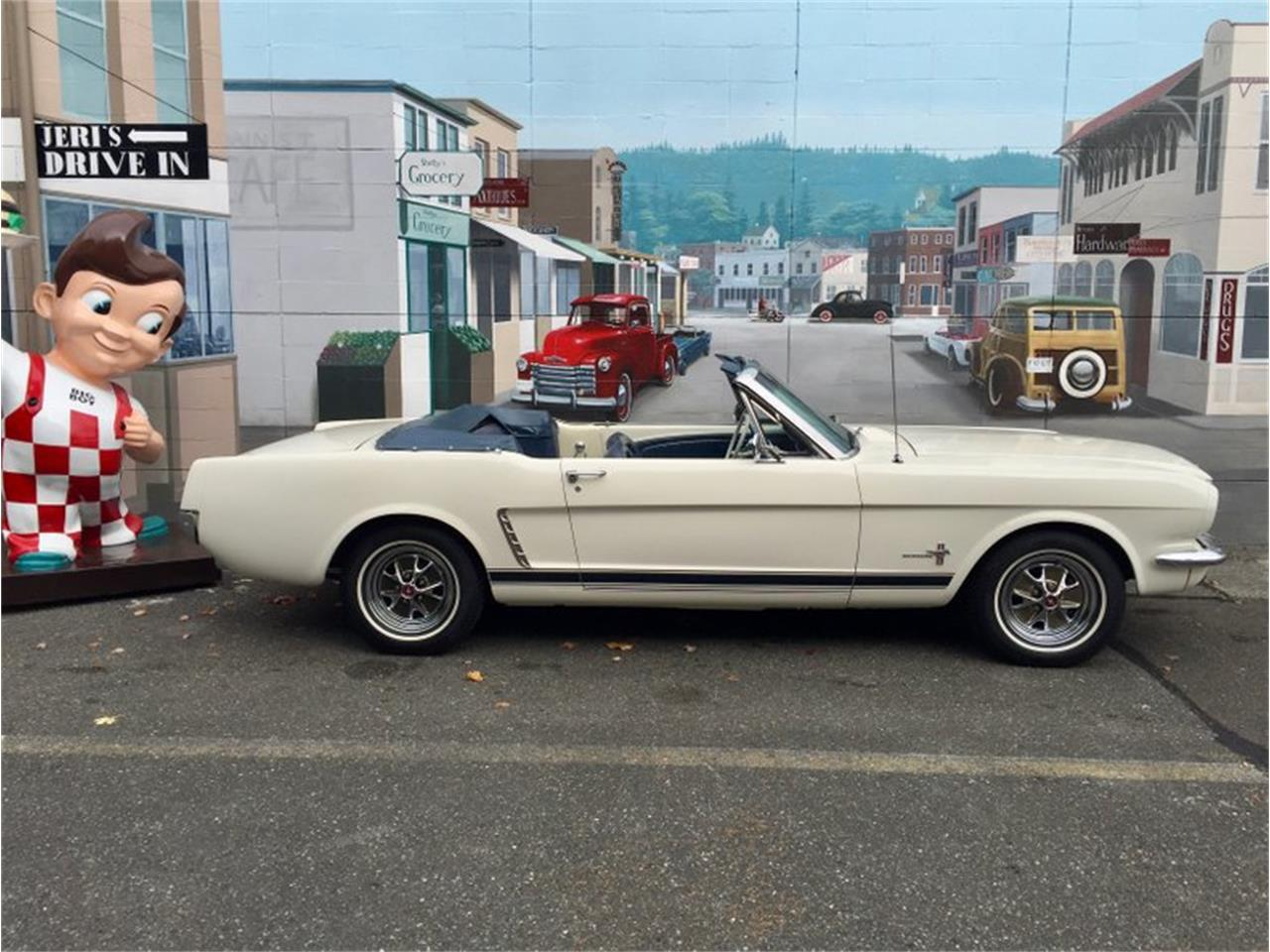 Large Picture of '64 Ford Mustang located in Washington Auction Vehicle - LDIN