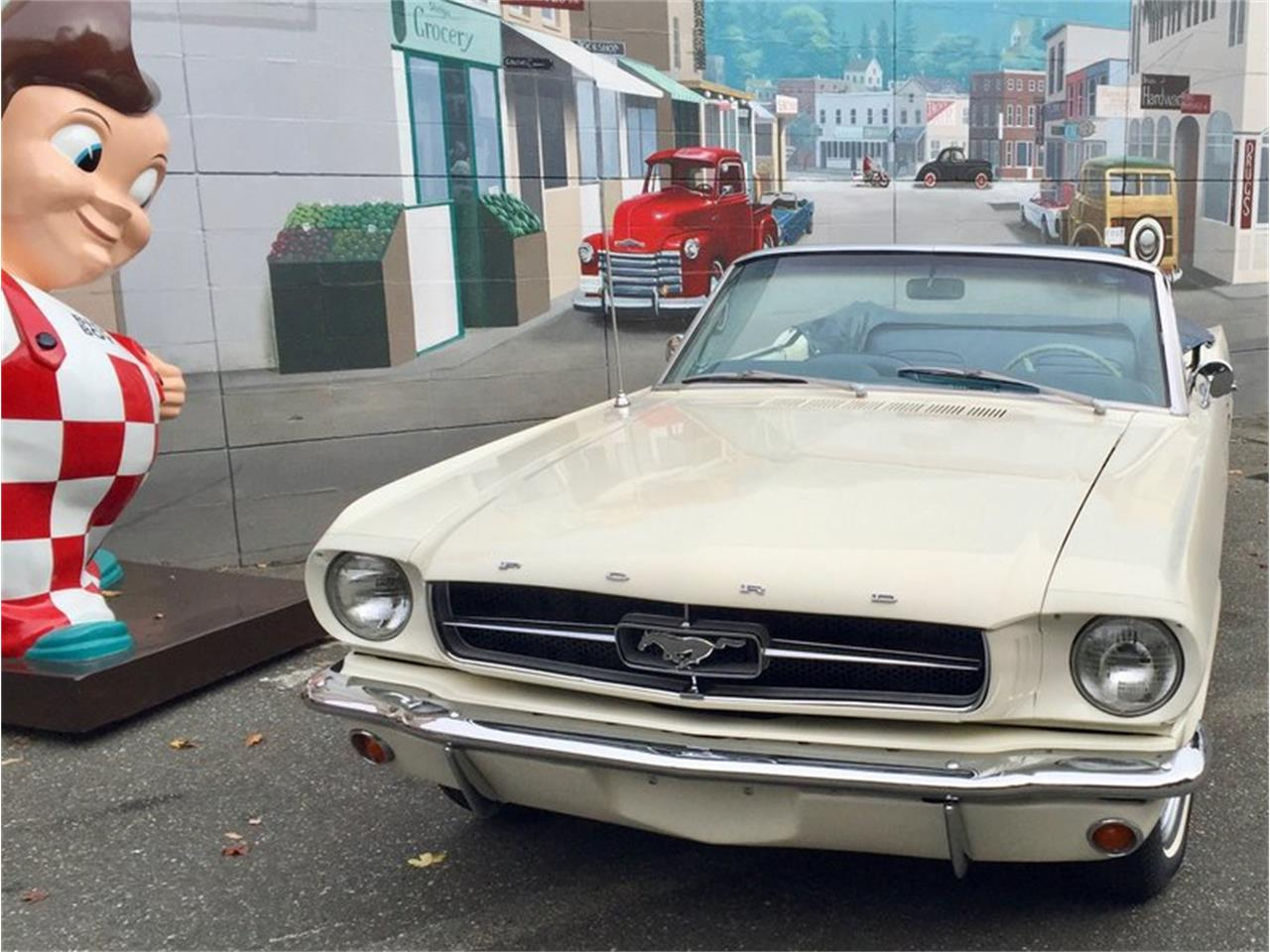 Large Picture of 1964 Mustang - LDIN