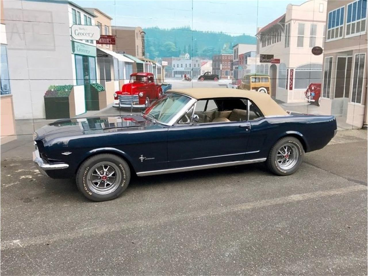 Large Picture of '66 Mustang - LDIS