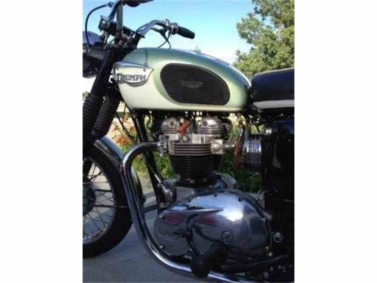 Large Picture of '67 TR6 - LDIY