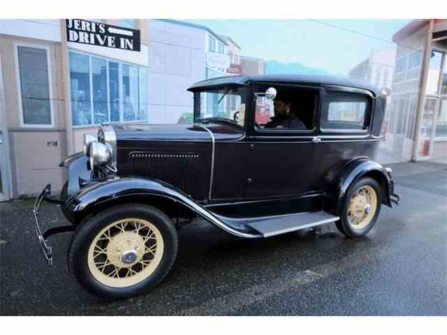 Picture of '31 Model A - LDJ1