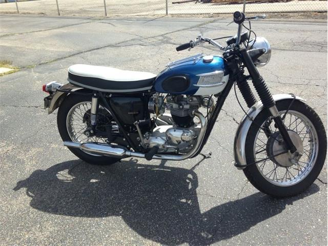 Picture of '66 TR6 - LDJD