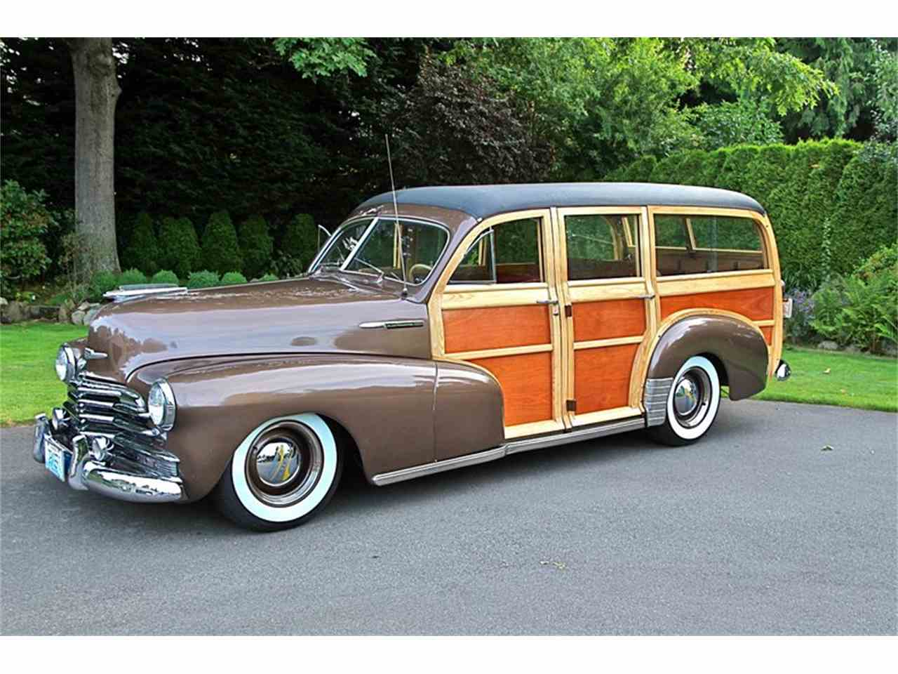 Large Picture of '47 Chevrolet Fleetmaster - $125,000.00 - LDJE