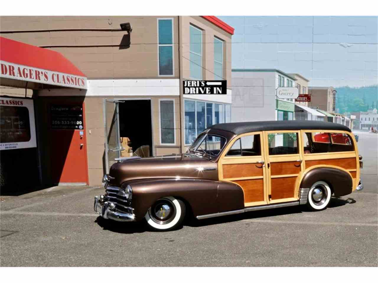 Large Picture of 1947 Chevrolet Fleetmaster - $125,000.00 Offered by Drager's Classics - LDJE
