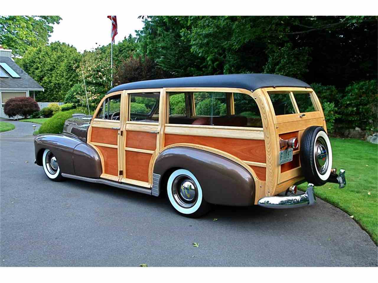 Large Picture of '47 Chevrolet Fleetmaster located in Seattle Washington Offered by Drager's Classics - LDJE