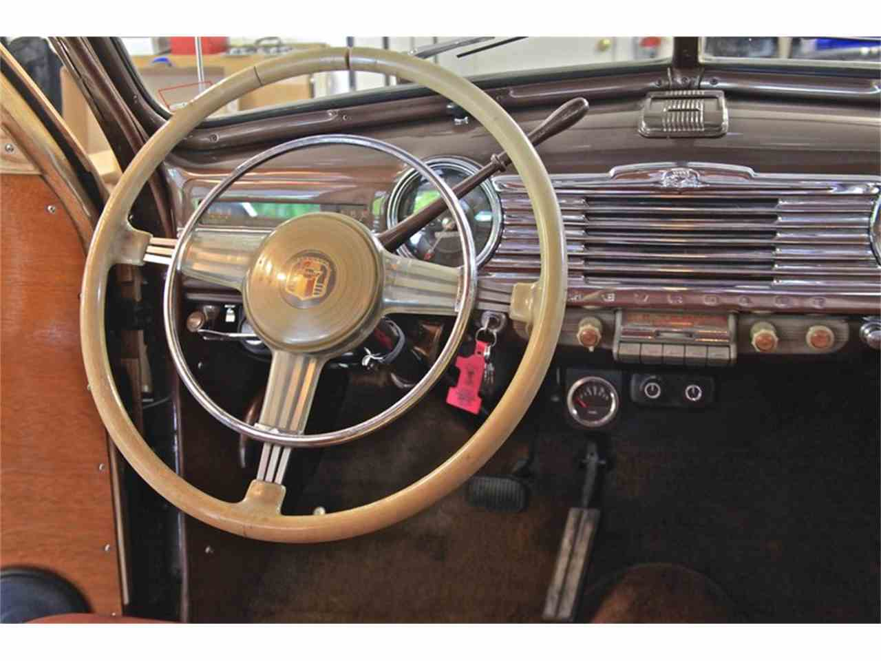 Large Picture of '47 Chevrolet Fleetmaster located in Washington Offered by Drager's Classics - LDJE