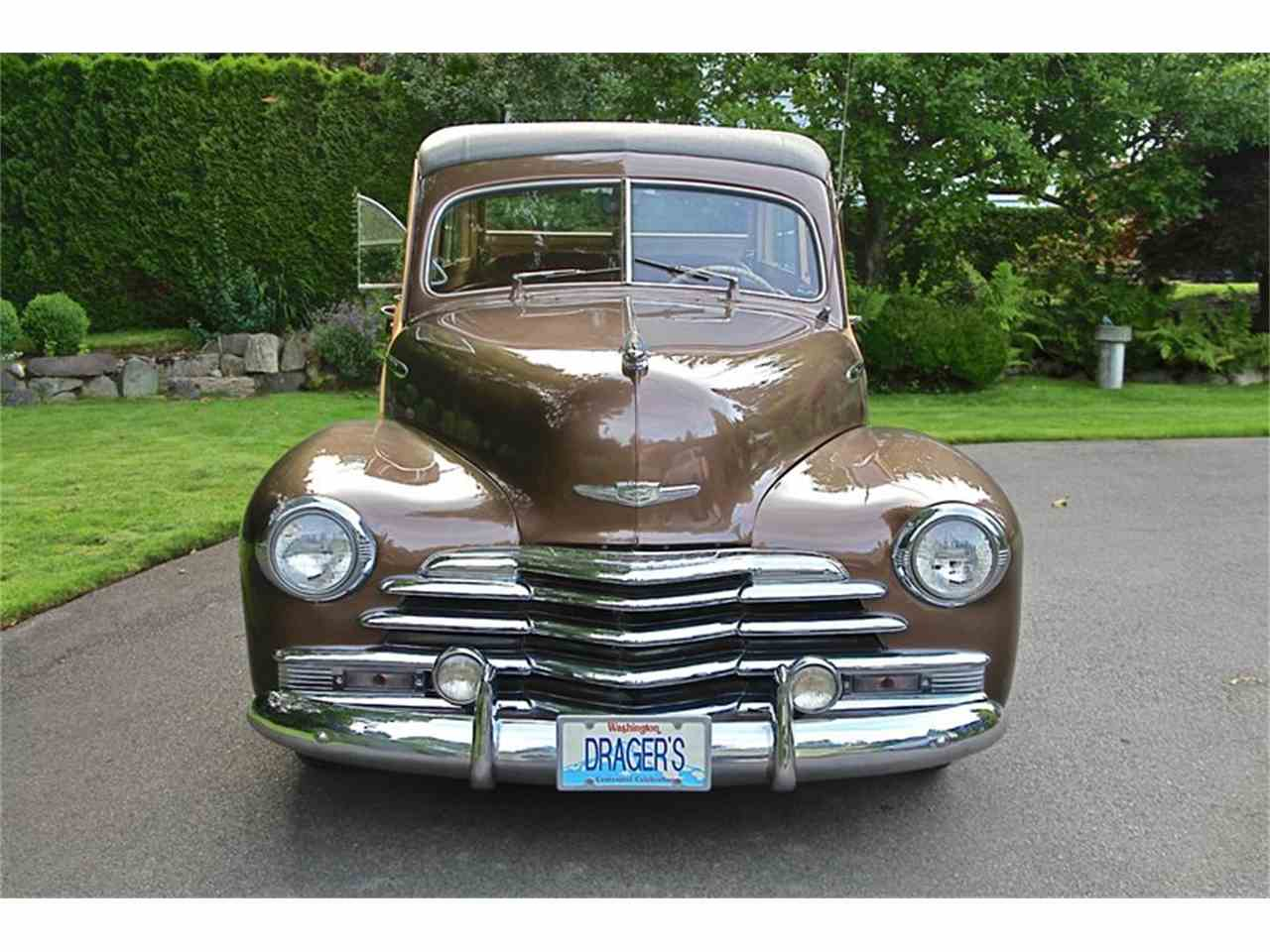 Large Picture of Classic '47 Fleetmaster - $125,000.00 Offered by Drager's Classics - LDJE
