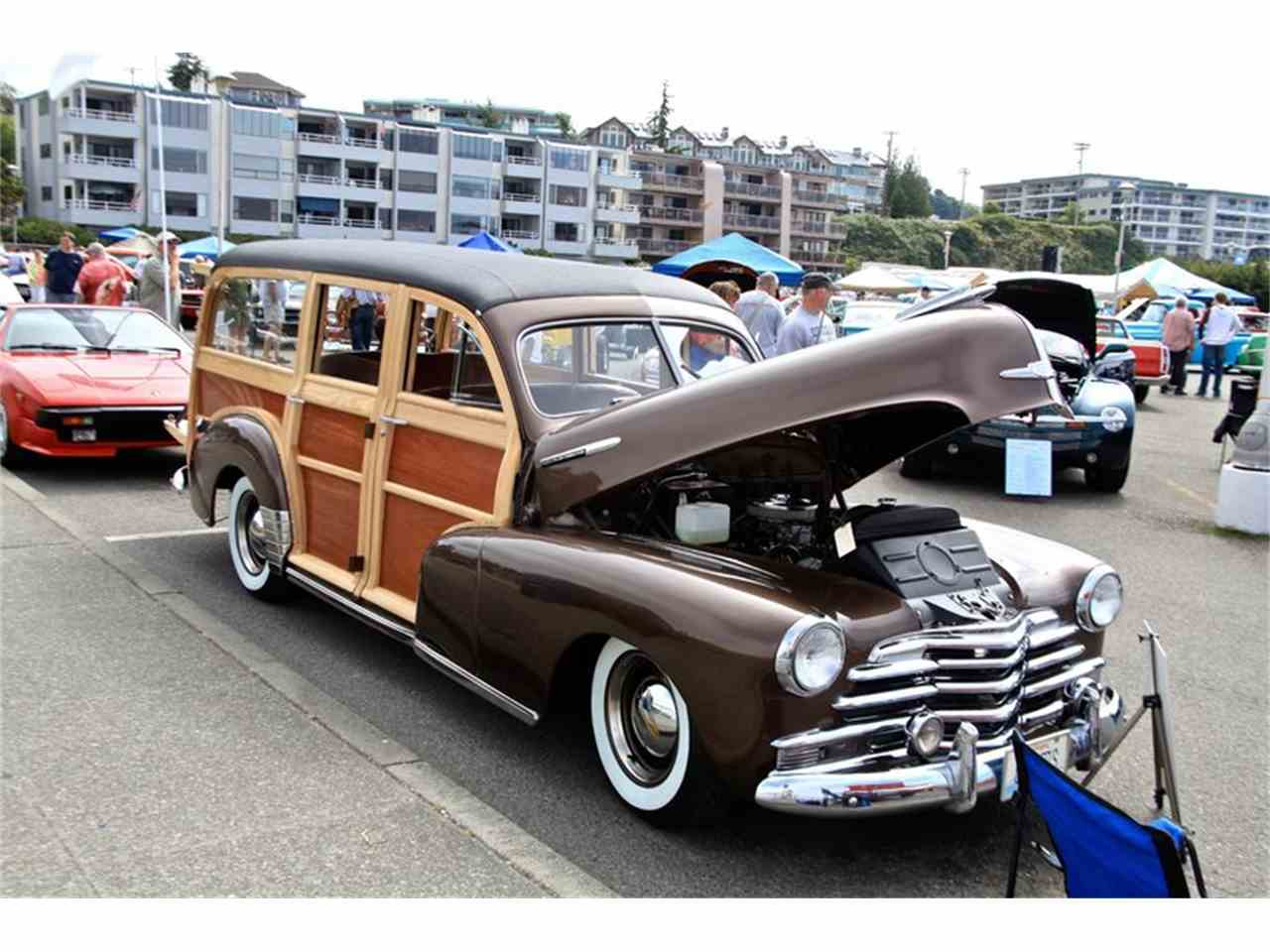 Large Picture of Classic 1947 Chevrolet Fleetmaster - $125,000.00 Offered by Drager's Classics - LDJE