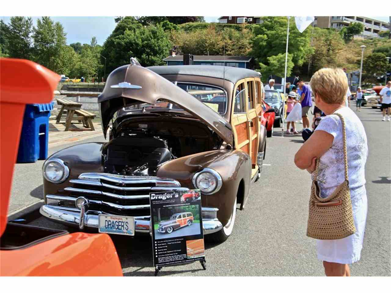 Large Picture of Classic 1947 Chevrolet Fleetmaster - $125,000.00 - LDJE