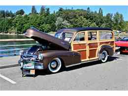 Picture of Classic '47 Chevrolet Fleetmaster located in Seattle Washington - $125,000.00 Offered by Drager's Classics - LDJE