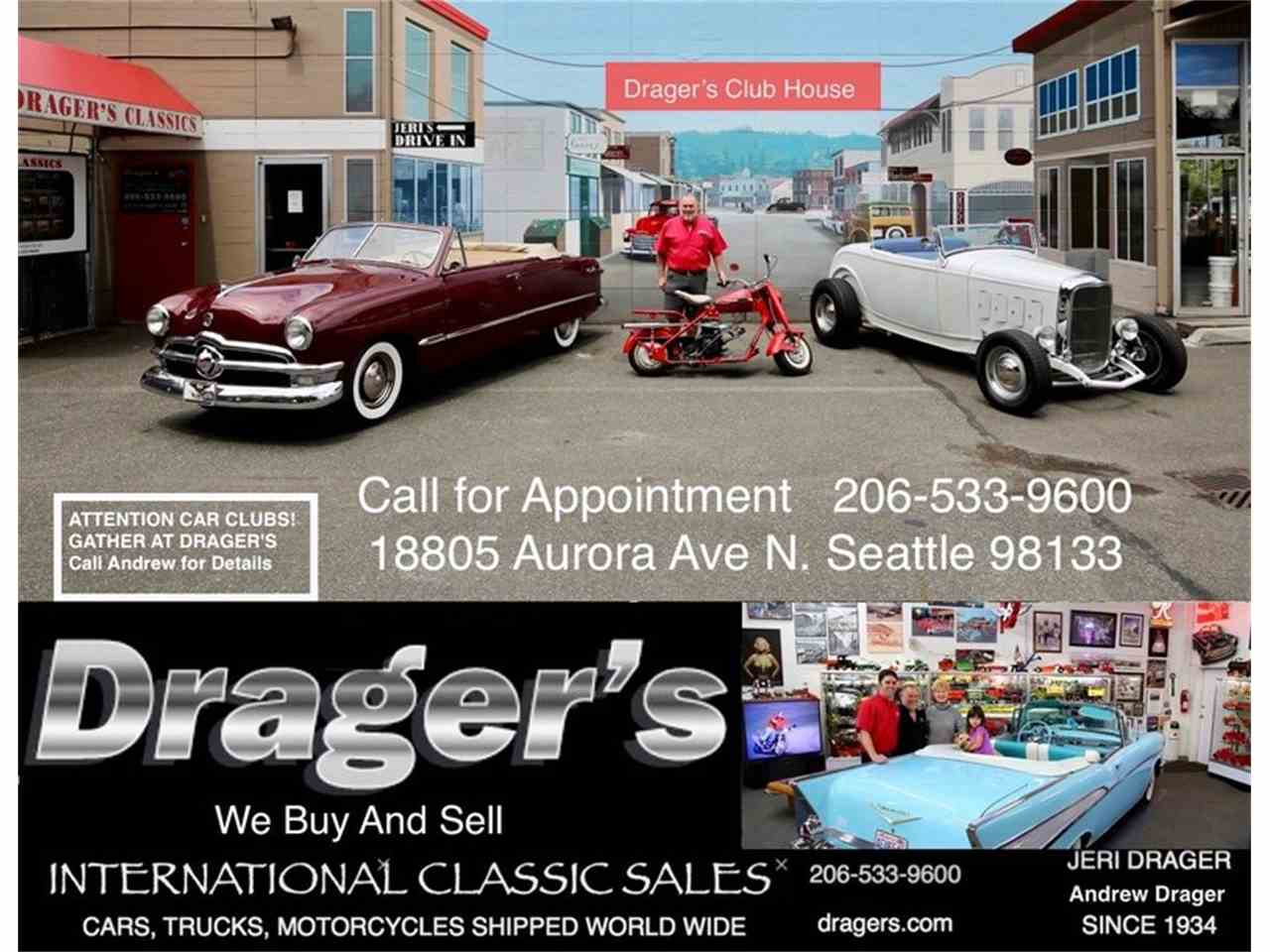 Large Picture of 1947 Chevrolet Fleetmaster Offered by Drager's Classics - LDJE