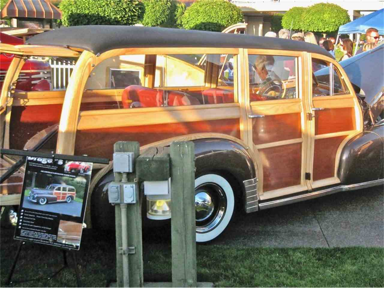 Large Picture of 1947 Fleetmaster Offered by Drager's Classics - LDJE