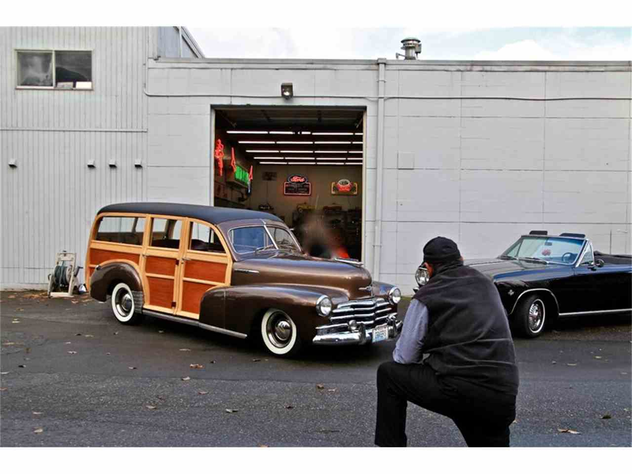 Large Picture of 1947 Fleetmaster located in Seattle Washington - $125,000.00 Offered by Drager's Classics - LDJE