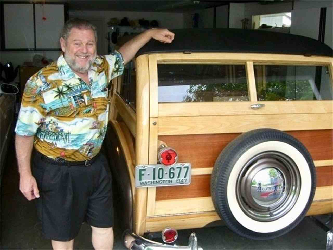 Large Picture of 1947 Chevrolet Fleetmaster located in Seattle Washington - $125,000.00 Offered by Drager's Classics - LDJE