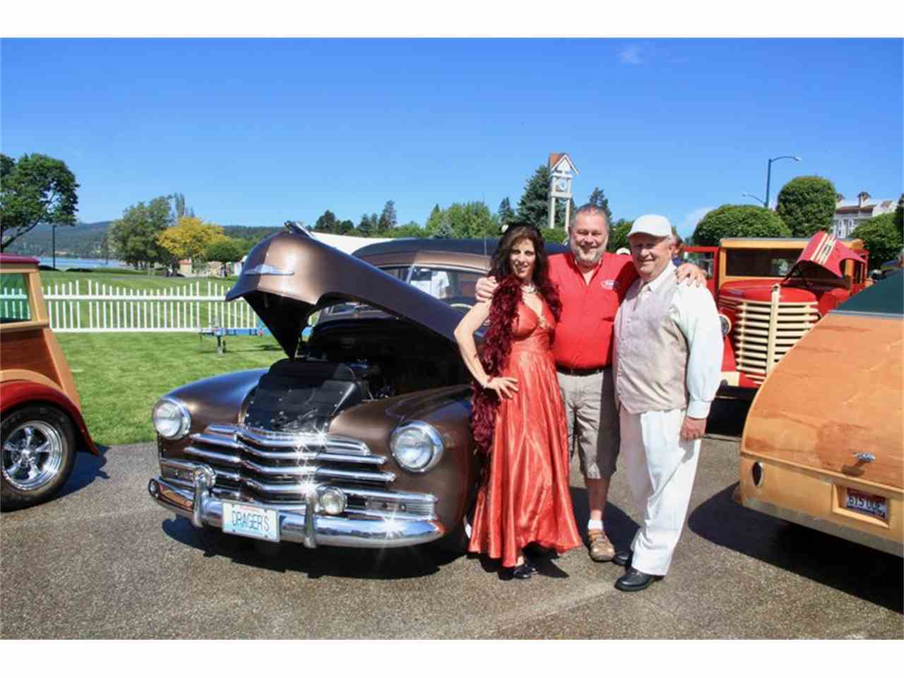 Large Picture of Classic 1947 Fleetmaster located in Washington - $125,000.00 - LDJE