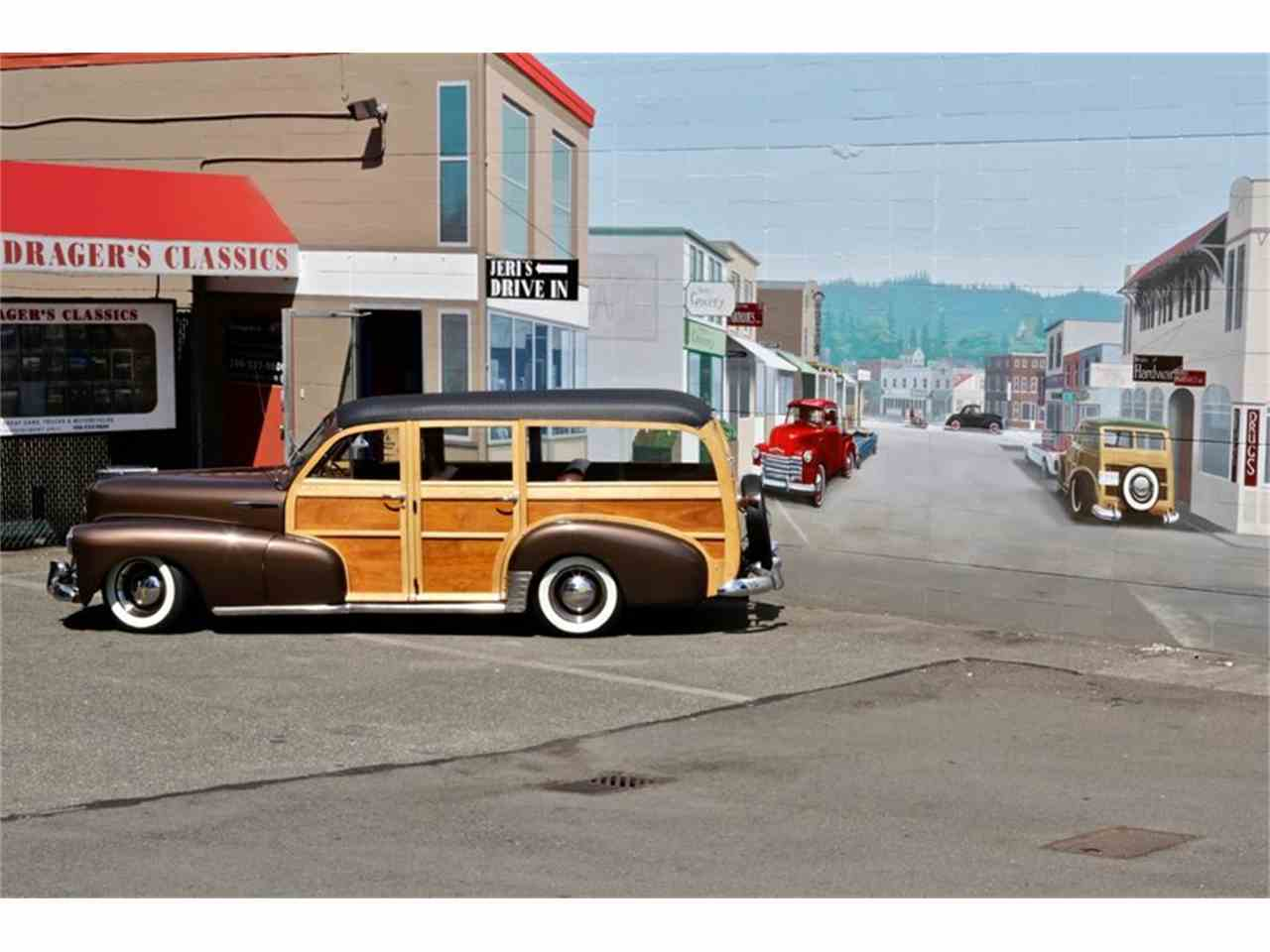 Large Picture of '47 Fleetmaster located in Seattle Washington - LDJE