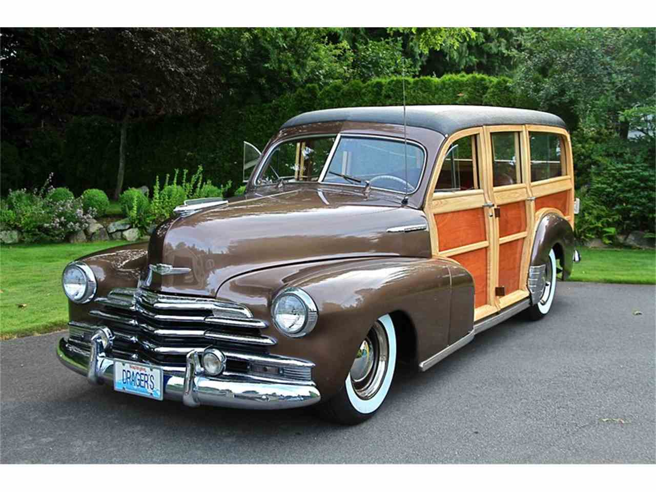 Large Picture of Classic 1947 Fleetmaster - $125,000.00 - LDJE