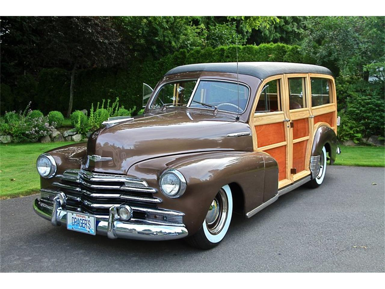 Large Picture of '47 Fleetmaster - LDJE