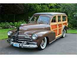 Picture of Classic 1947 Chevrolet Fleetmaster - $125,000.00 Offered by Drager's Classics - LDJE