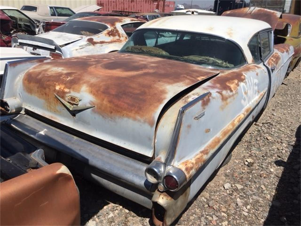 Large Picture of '57 Coupe DeVille - LDJH