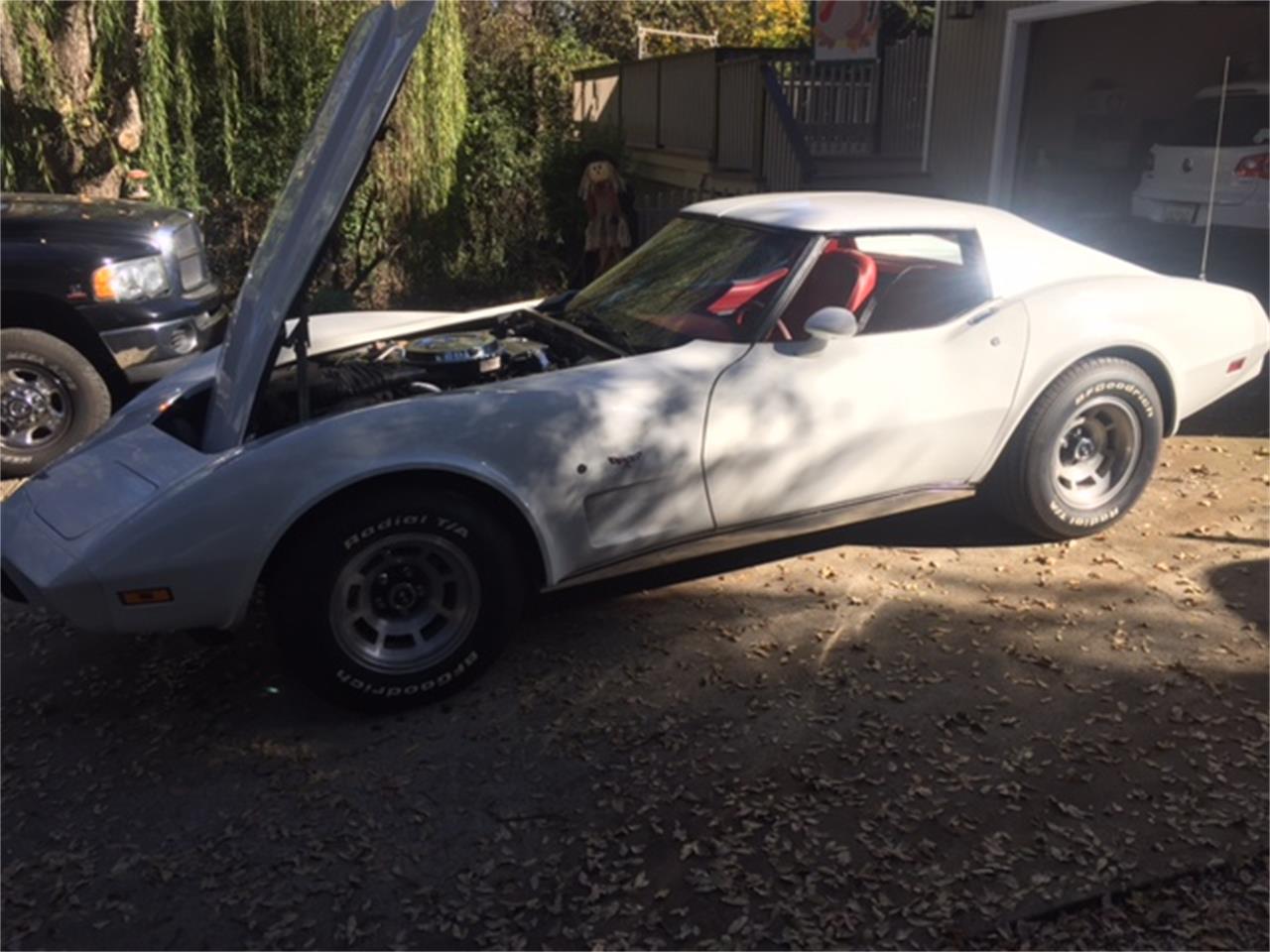 Large Picture of '77 Corvette - LDJV