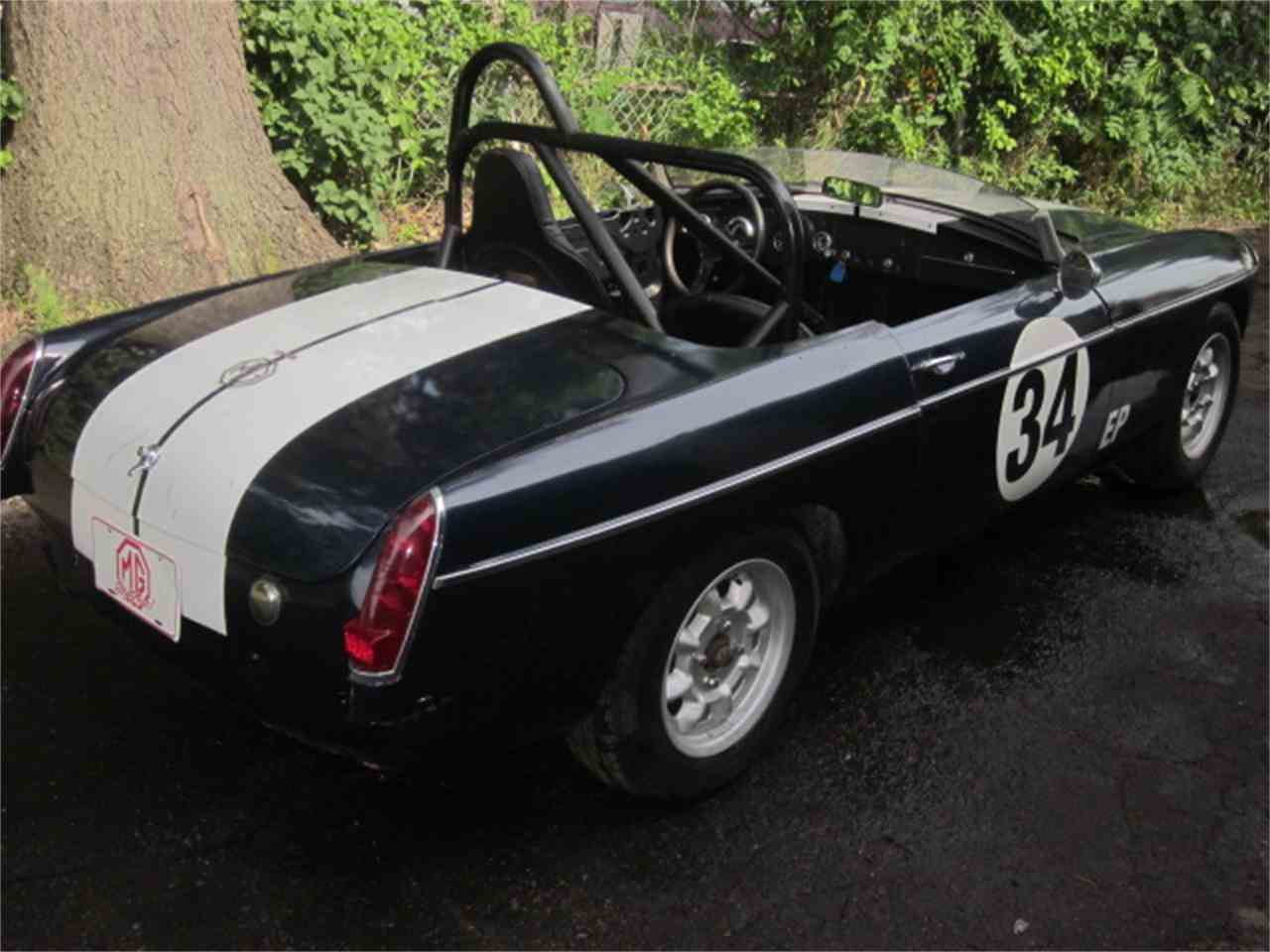 Large Picture of '67 MGB - LDKK