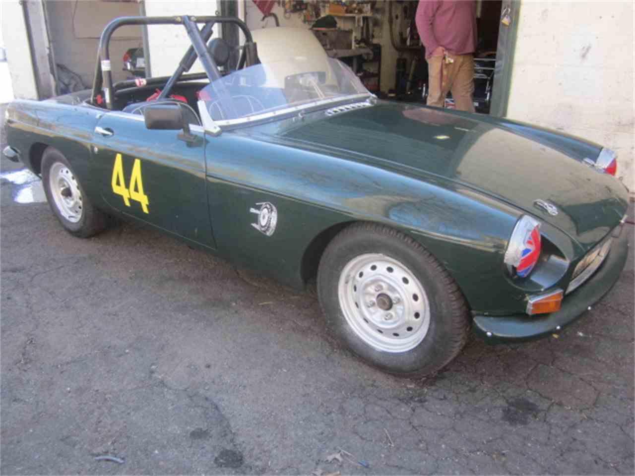 1964 MG MGB for Sale | ClassicCars.com | CC-997365
