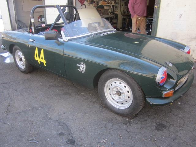 Picture of '64 MGB - LDKL