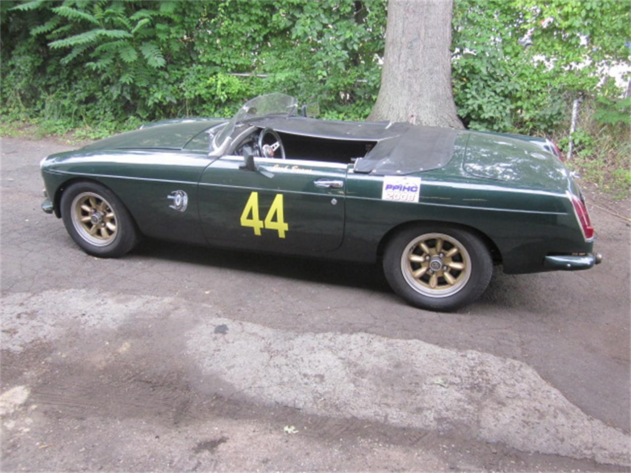 Large Picture of '64 MGB - LDKL