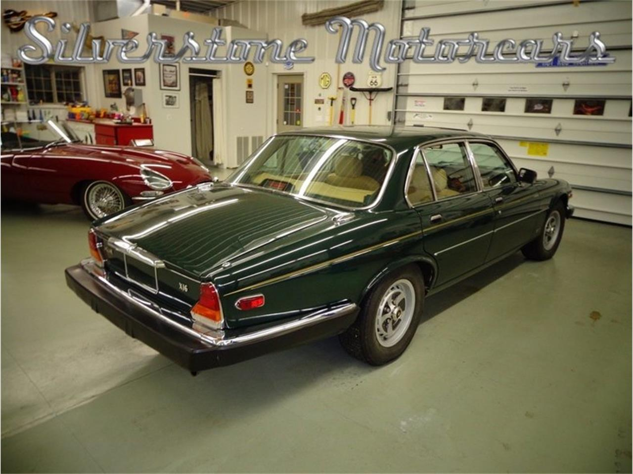 Large Picture of '86 XJ6 - L8GH