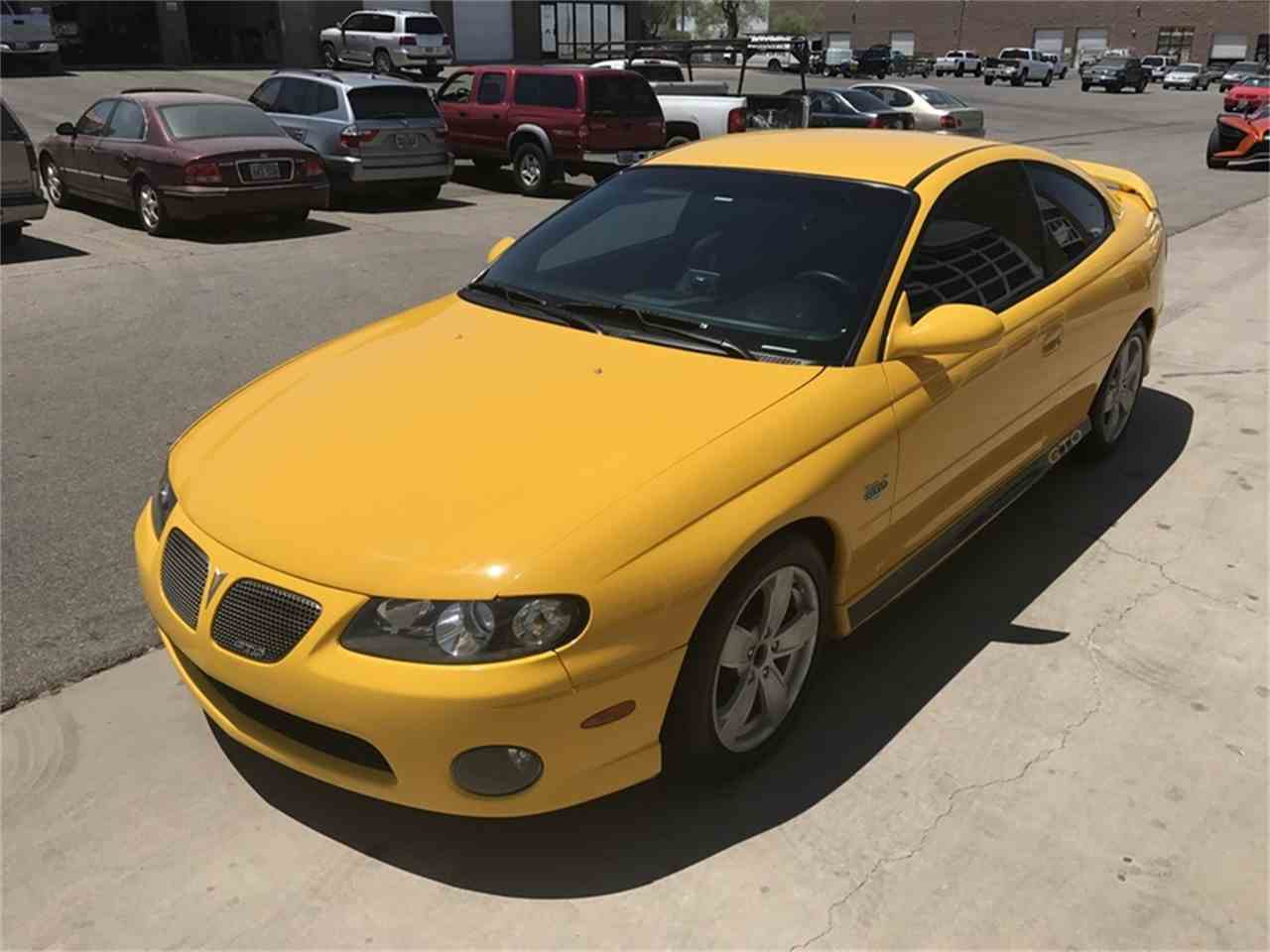 Large Picture of '04 GTO - LDL7