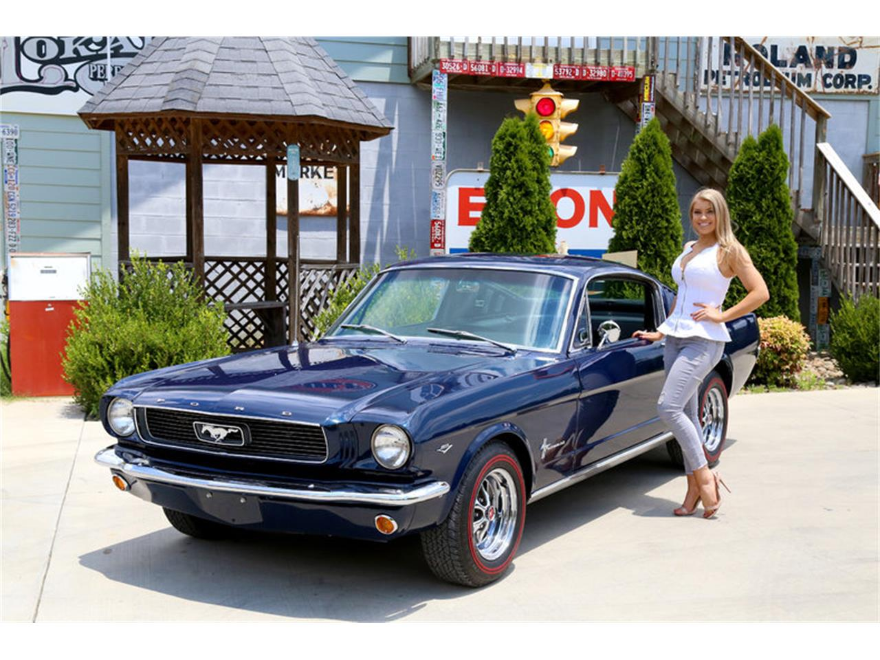Large Picture of Classic 1966 Ford Mustang located in Lenoir City Tennessee - $44,995.00 Offered by Smoky Mountain Traders - LDLT