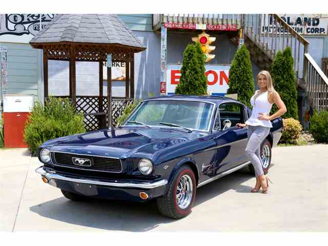 Picture of Classic 1966 Mustang located in Lenoir City Tennessee - $44,995.00 Offered by  - LDLT