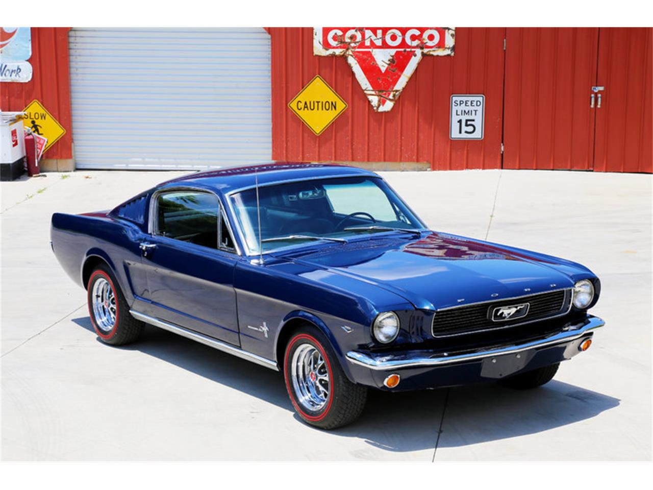 Large Picture of Classic '66 Mustang - $44,995.00 - LDLT