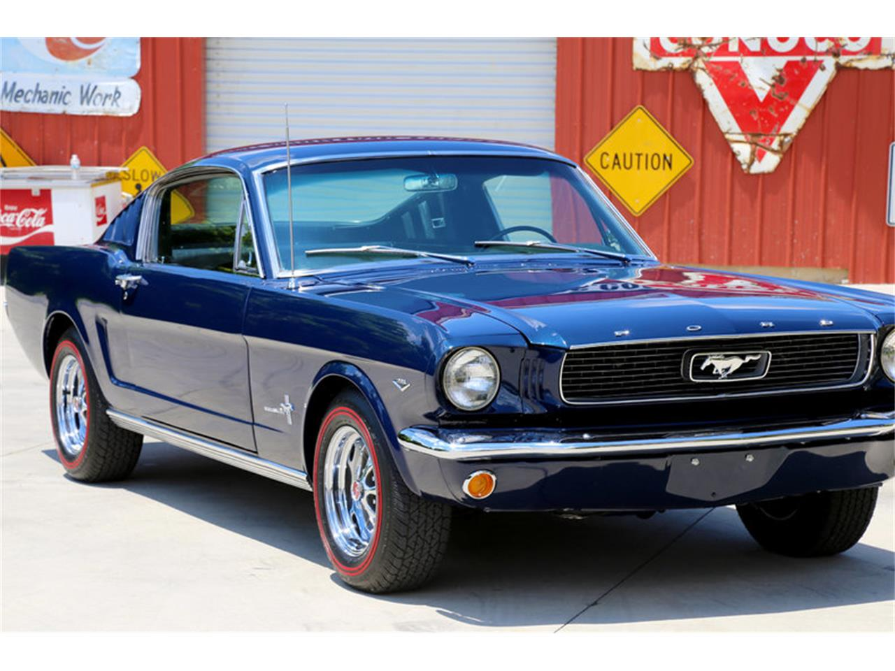 Large Picture of Classic '66 Ford Mustang located in Lenoir City Tennessee - $44,995.00 Offered by Smoky Mountain Traders - LDLT