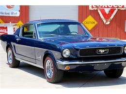 Picture of 1966 Ford Mustang - LDLT