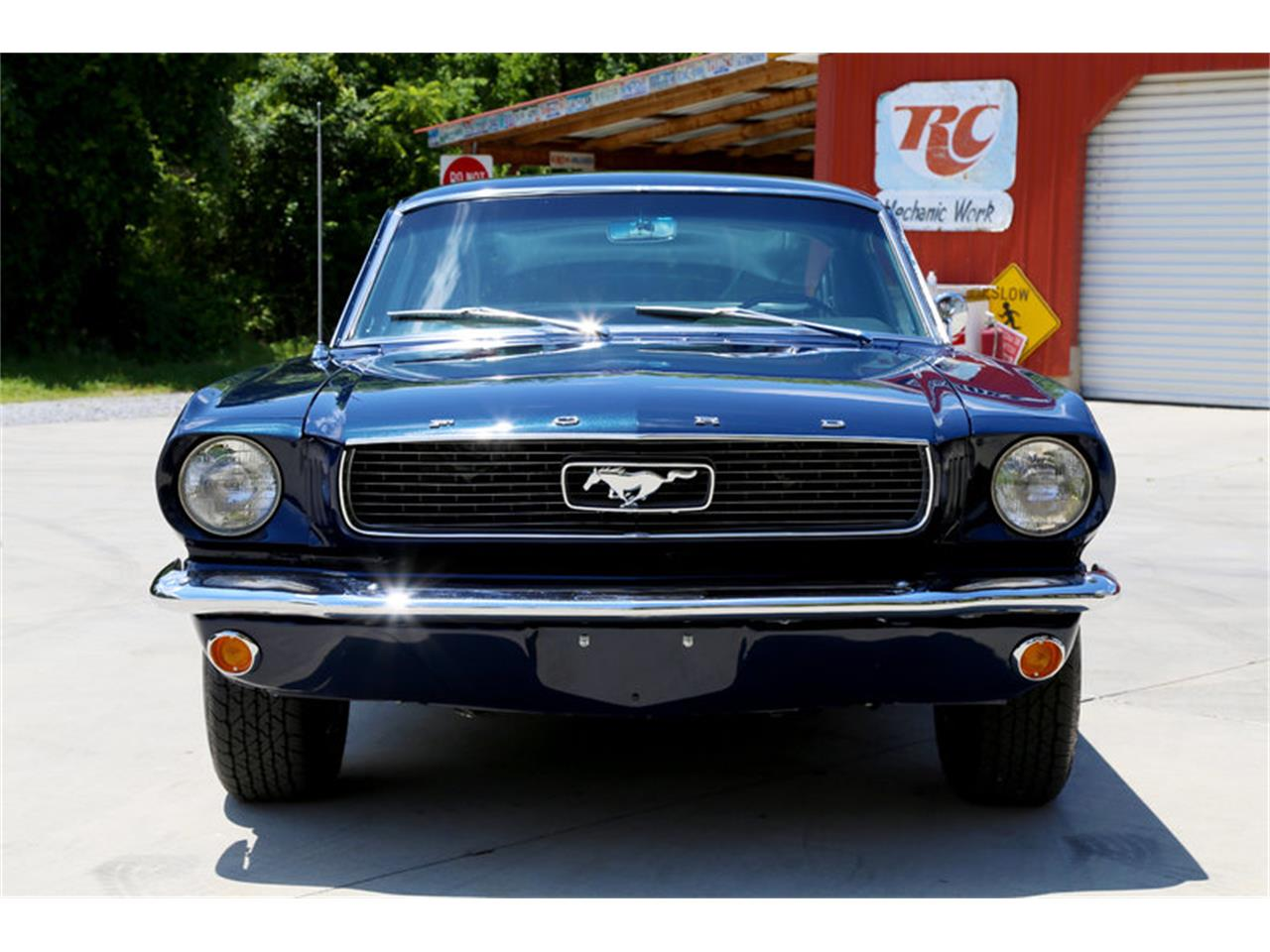Large Picture of '66 Ford Mustang located in Tennessee Offered by Smoky Mountain Traders - LDLT