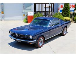 Picture of Classic '66 Mustang located in Lenoir City Tennessee - $44,995.00 - LDLT